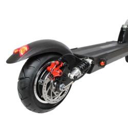 Trottinette électrique Mobygum 500 moteur 500W avec frein à disque et suspentions arrière