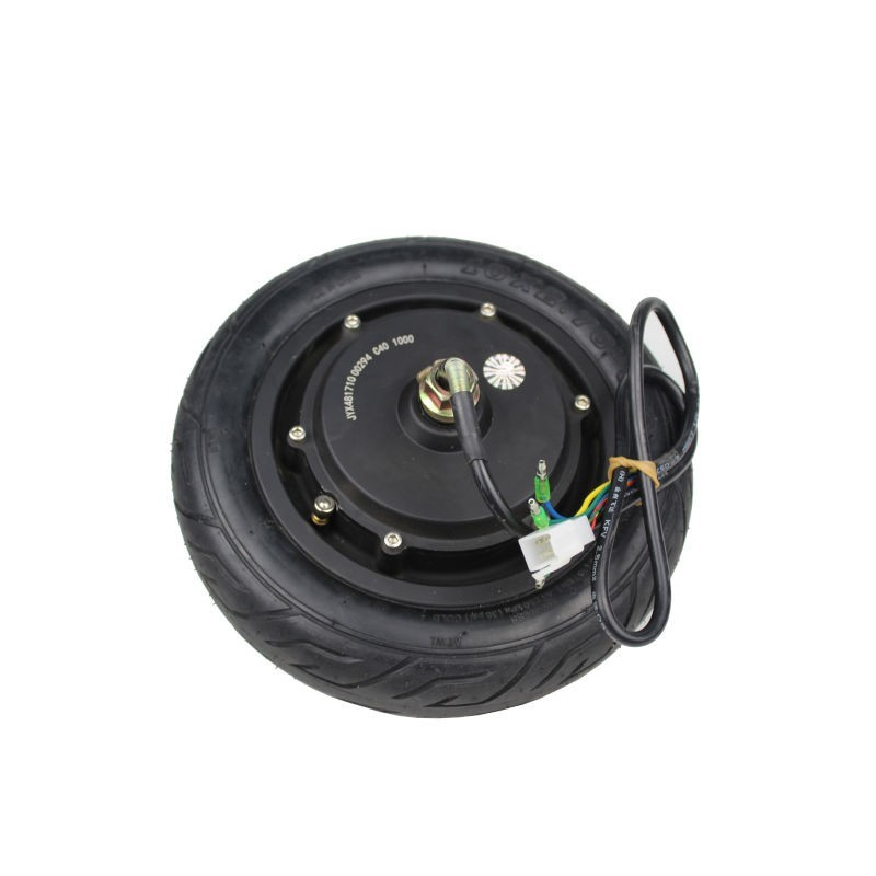 Moteur électrique de 1000W Brushless avec pneu tubeless Mobygum - Pièce détachée